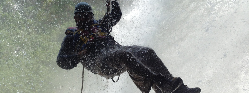 Rappel en Tamul | Xilitla SLP | Mundo Extreme