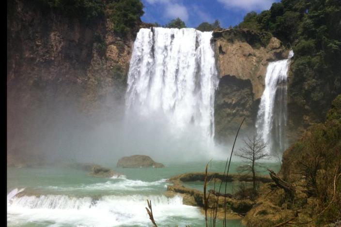 Mundo extreme rios y cascadas xilitla san luis potosi for Cascadas de jardin fotos